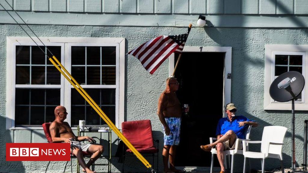 Photo of More US states begin lifting virus lockdown orders