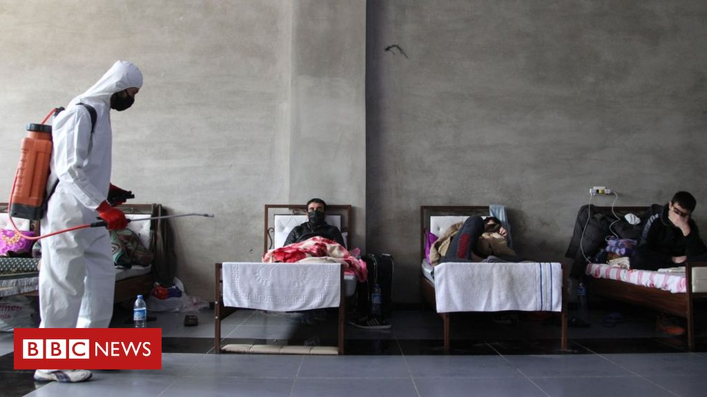 Photo of Record 50.8 million internally displaced, IDMC report says