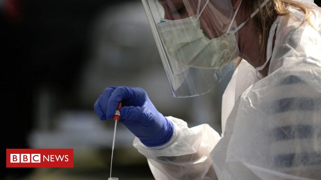 Photo of Coronavirus: Los Angeles offers free virus testing to all residents