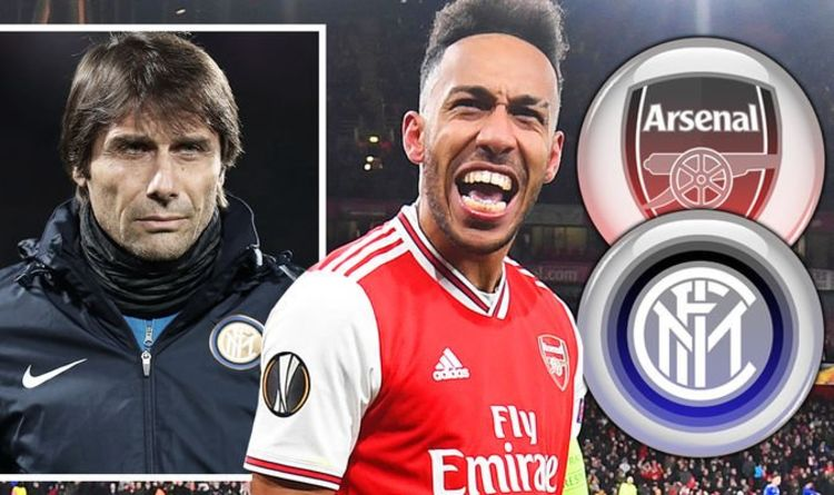 Photo of Arsenal pull plug on Aubameyang contract talks with Inter Milan leading £56m transfer race