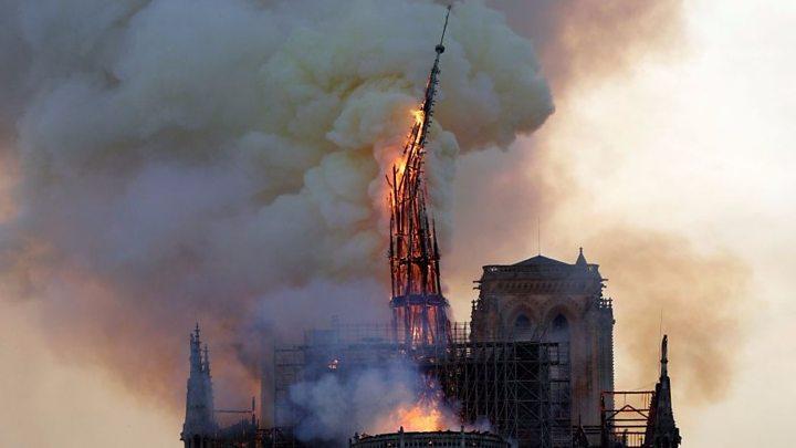 Photo of Coronavirus: Notre-Dame repairs restart amid lockdown