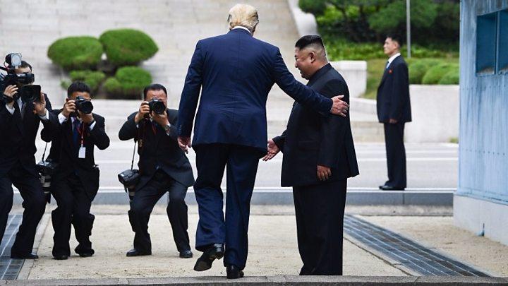 Photo of US 'hasn't seen' North Korean leader Kim Jong-un recently, Mike Pompeo