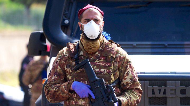 Photo of Coronavirus: Italy's PM outlines lockdown easing measures