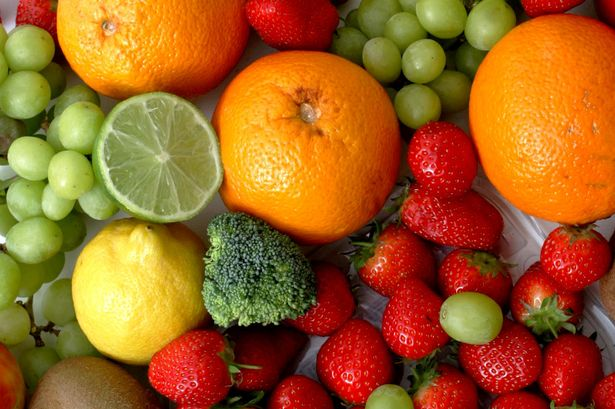 Photo of Brits eating more fruit and vegetables while stuck