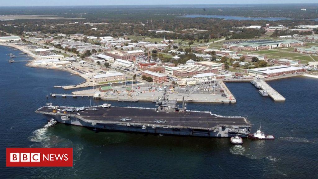 Photo of FBI: US naval base attack 'motivated by Al-Qaeda'