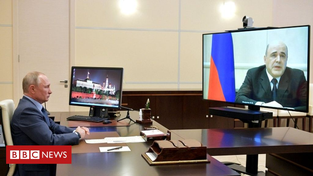 Photo of Coronavirus: Russian PM Mishustin tests positive for virus