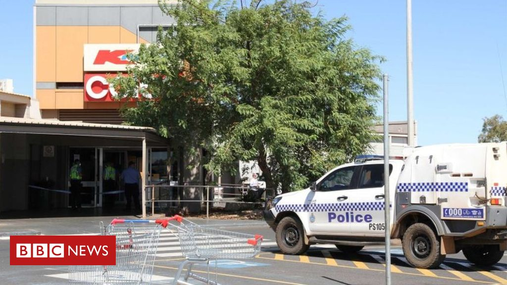 Photo of Australian police shoot man dead after stabbings in Pilbara