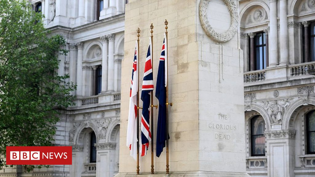 Photo of VE Day: Europe marks 75th anniversary while under lockdown