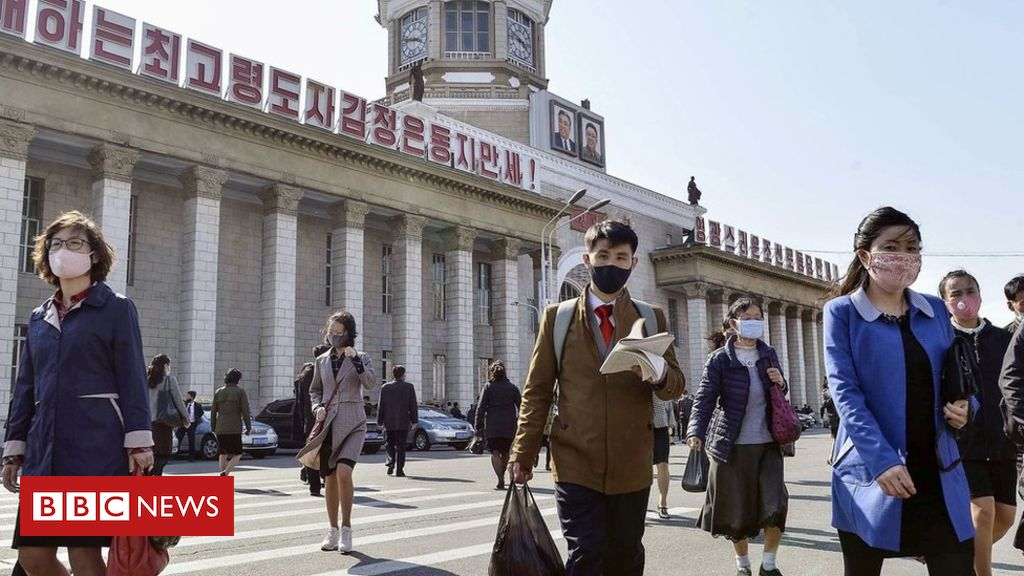 Photo of Coronavirus: China offers to help North Korea fight pandemic