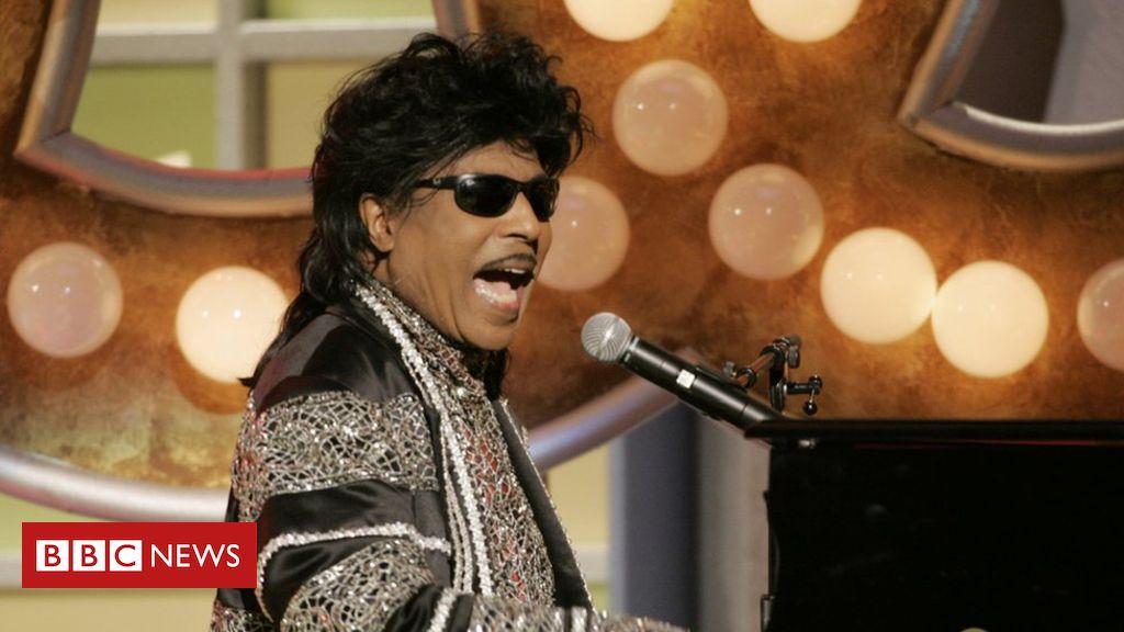 Photo of Little Richard : Rock 'n' roll pioneer dies