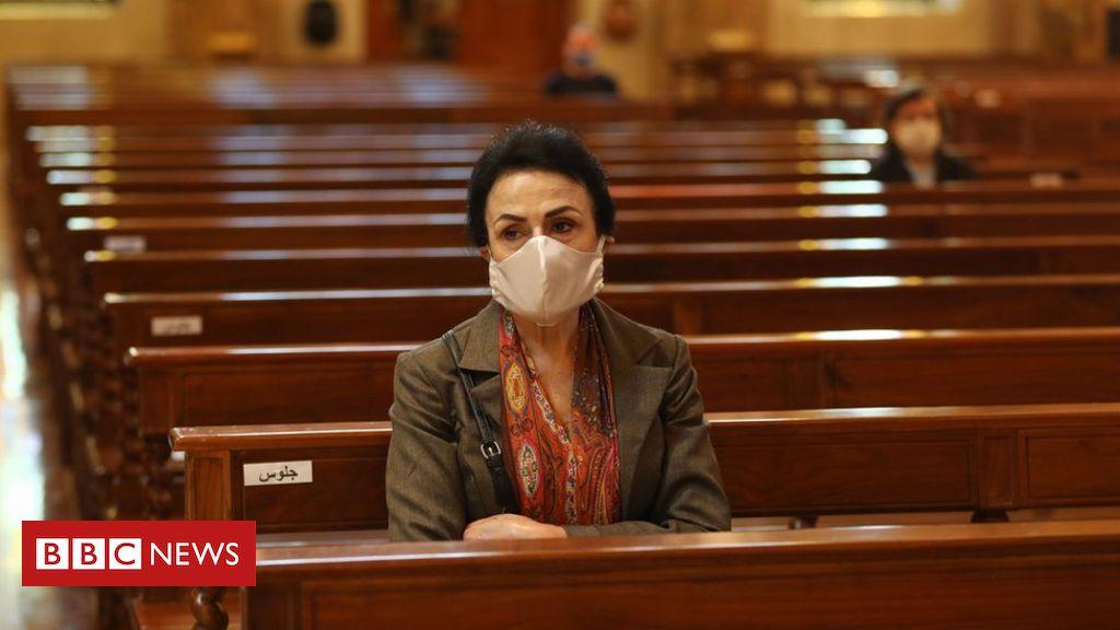 Photo of Coronavirus: Lebanon imposes 'total' shutdown as cases increase