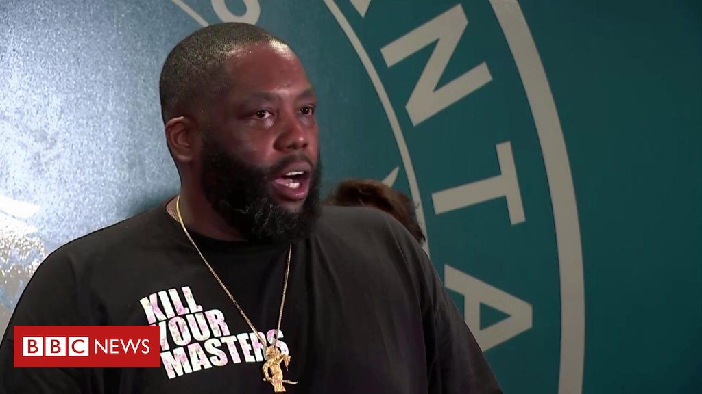 Photo of George Floyd death: Rapper Killer Mike's plea to protesters in Atlanta