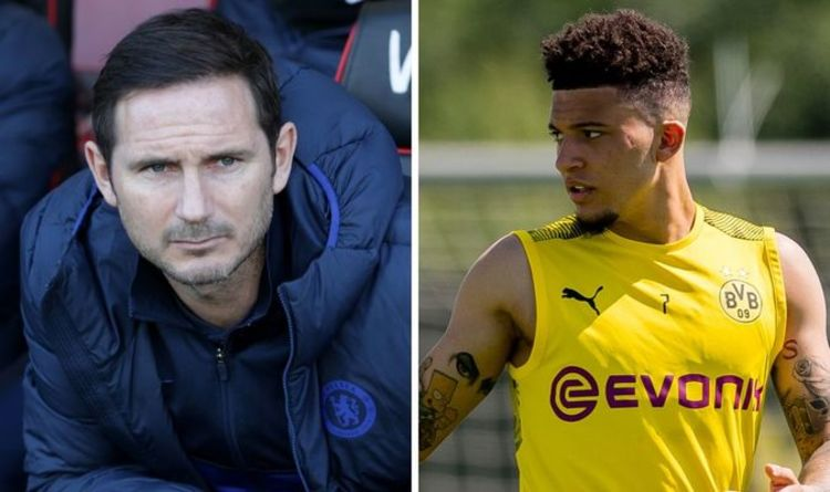 Photo of Chelsea decide who they will sign if Man Utd win Jadon Sancho transfer race