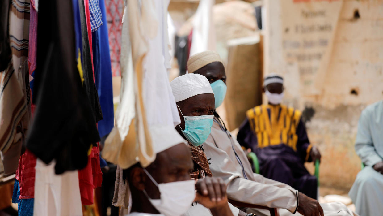 Photo of Senegal to re-open mosques and ease other Covid-19 restrictions as cases jump