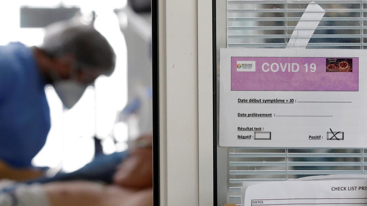 Photo of Covid-19: Daily hospital deaths in France remain below 100 despite easing of lockdown
