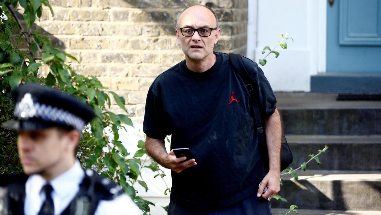 Photo of British police say Johnson aide Cummings made minor lockdown breach