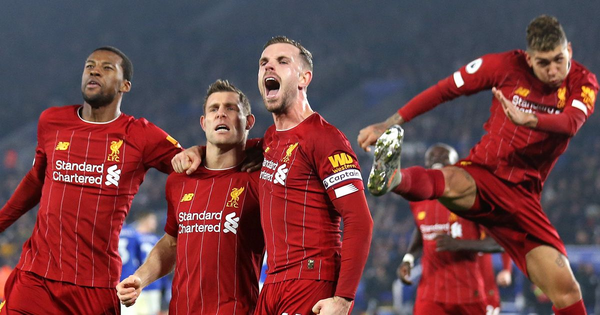 Photo of Liverpool to be crowned Premier League champions