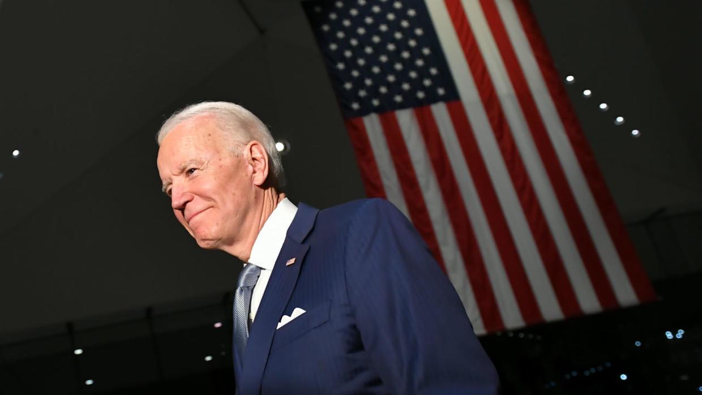 Photo of Biden denies Tara Reade sex assault allegation, saying it 'never happened'