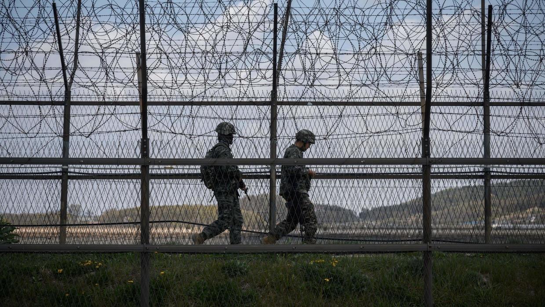 Photo of S. Korea says troops exchange fire along N. Korean border