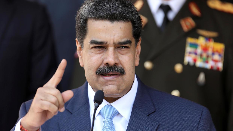 Photo of Venezuela arrests two US mercenaries after alleged raid to capture Maduro