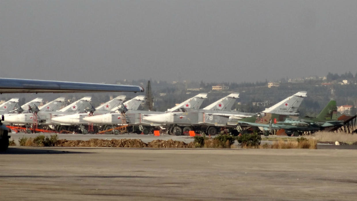 Photo of Russia sends fighter jets to Libya to support mercenaries