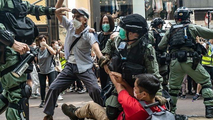 Photo of Hong Kong 'no longer autonomous from China' – Pompeo