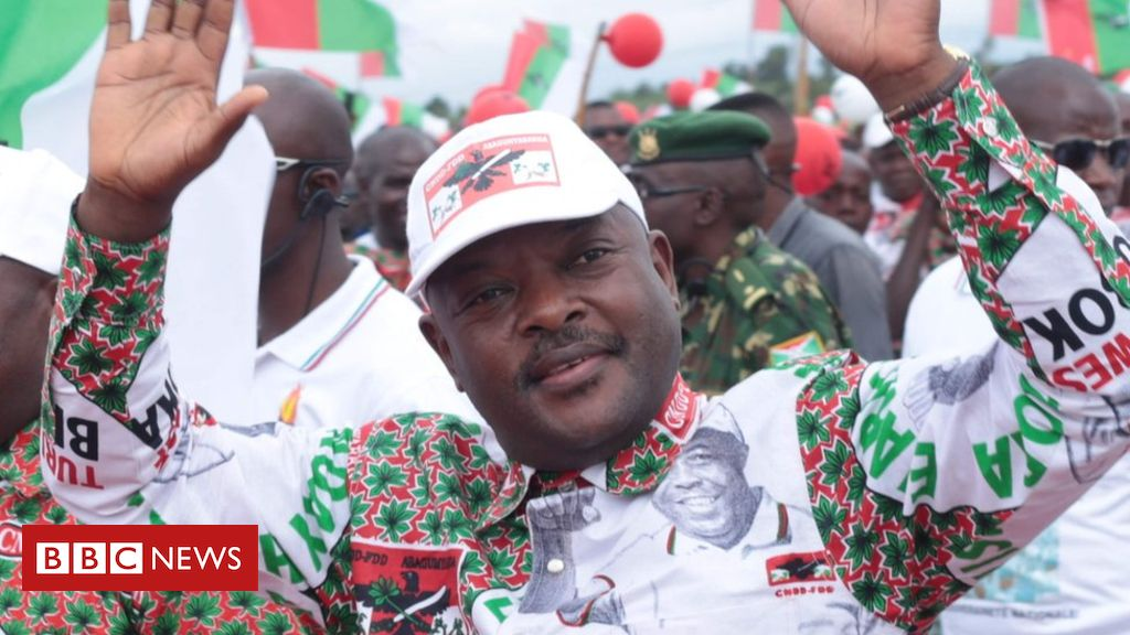 Photo of Burundi President Pierre Nkurunziza dies of 'cardiac arrest' at 55