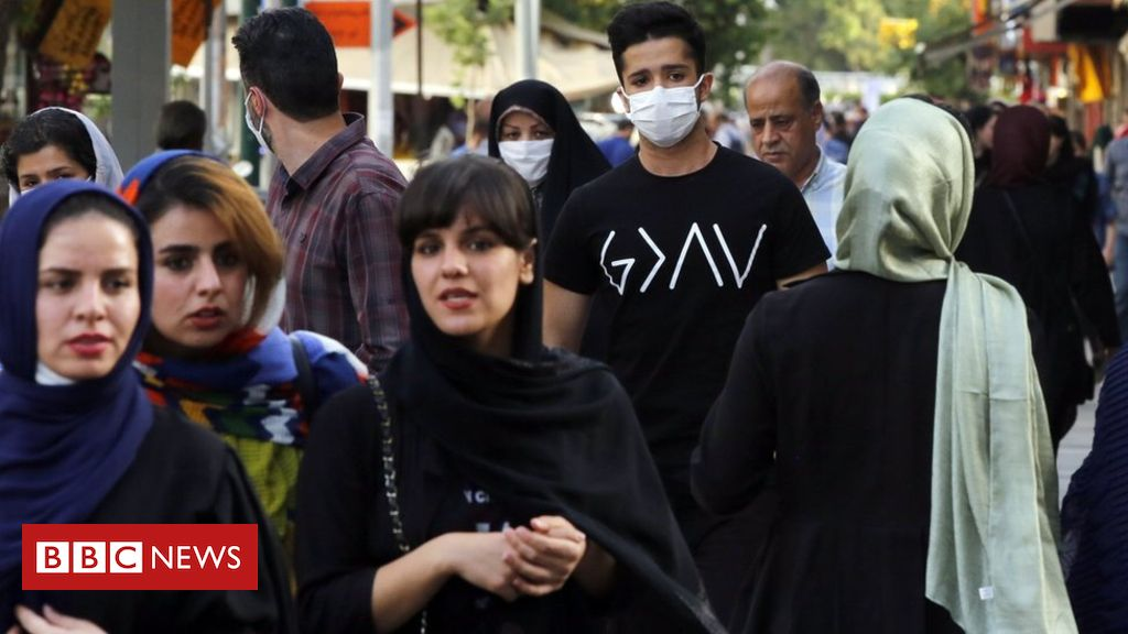 Photo of Coronavirus: Iran fears second wave after surge in cases