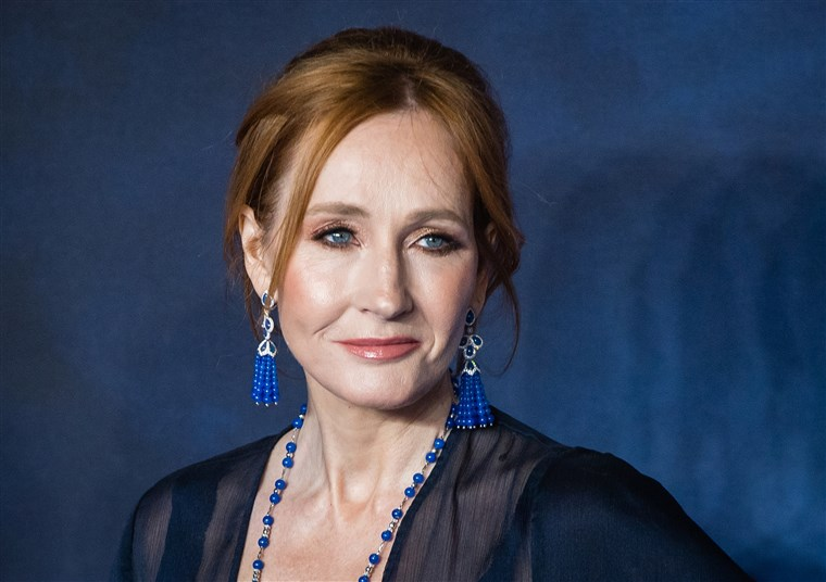 Photo of JK Rowling reveals she is survivor of domestic abuse and sexual assault