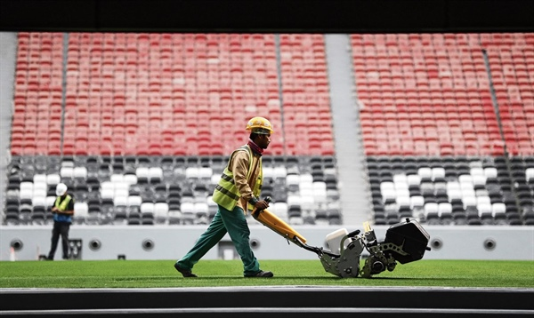 Photo of GCO responds to Amnesty report on non-payment of salaries by stadium contractor
