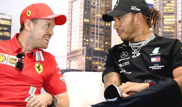 Photo of Lewis Hamilton and Sebastian Vettel dream team?