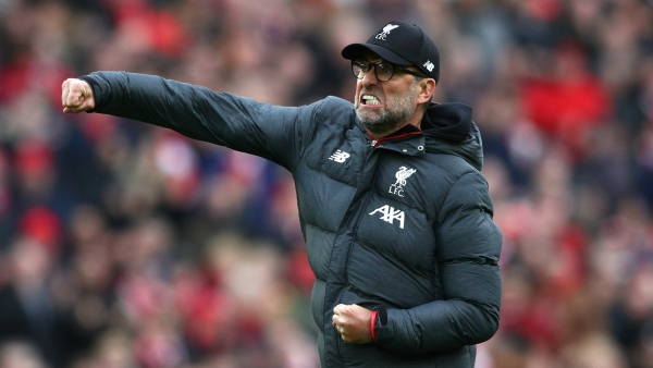 Photo of Klopp vows to keep Liverpool squad together after title triumph