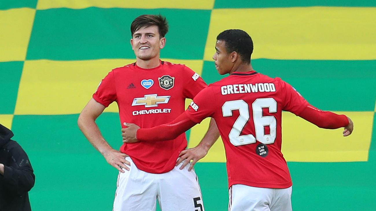 Photo of Manchester United finally end 10-man Norwichs Cup hopes through Maguire