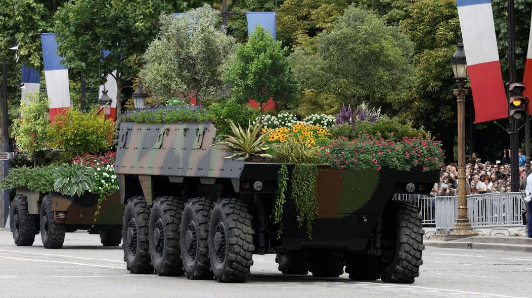 Photo of A TANK FOR A PLANTPOT? THE FRENCH DESIGNER REIMAGINING OUR VEHICLES IN A POST-PANDEMIC WORLD
