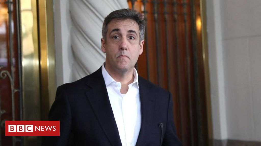 Photo of Ex-Trump lawyer Michael Cohen sues William Barr for 'gag order'