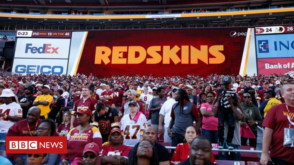 Photo of Washington Redskins to drop controversial team name following review