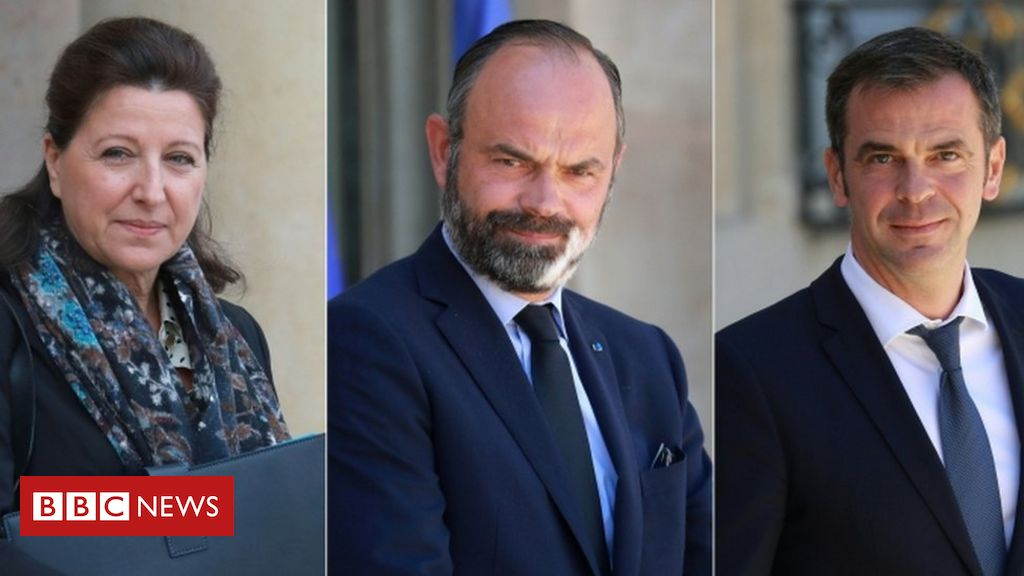 Photo of Edouard Philippe: France's former PM faces probe into Covid-19 response