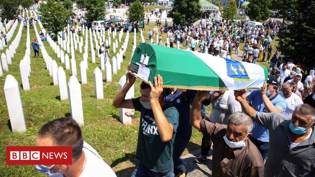 Photo of Srebrenica: Bosnia marks 25 years since massacre