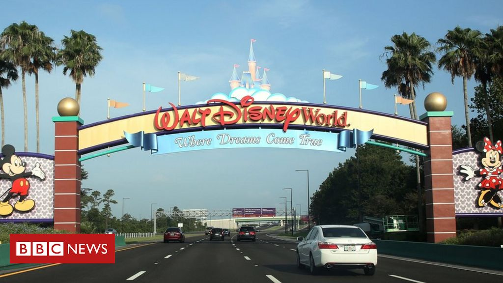 Photo of Walt Disney World reopens in Florida amid Covid-19 surge