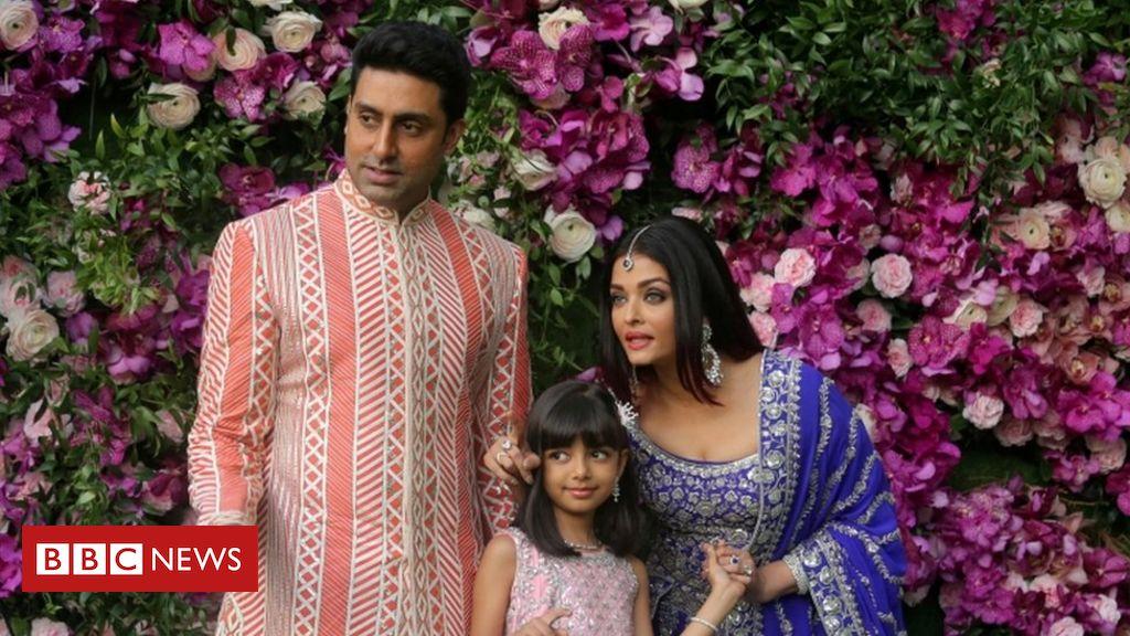 Photo of Coronavirus: Three generations of Bollywood Bachchan family infected
