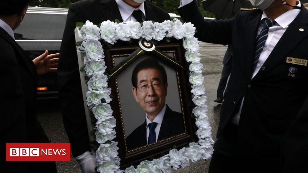Photo of Dead Seoul mayor accused of sexual harassment