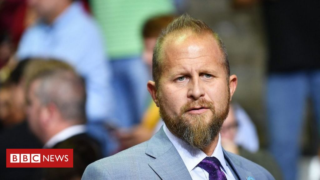 Photo of Brad Parscale replaced as Trump's campaign manager