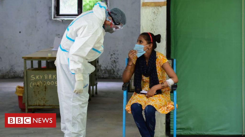 Photo of Coronavirus: India's Covid-19 cases cross one million