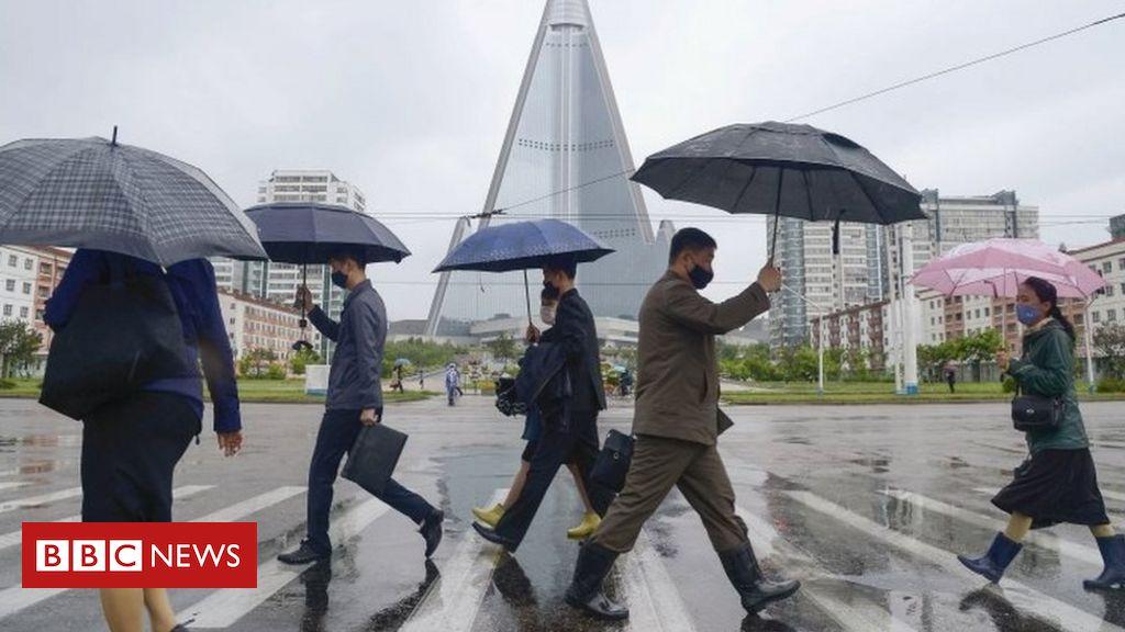 Photo of North Korea on alert over 'first suspected coronavirus case'