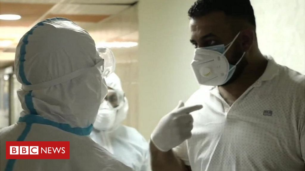 Photo of Coronavirus: 'I killed my mother with my own hands'