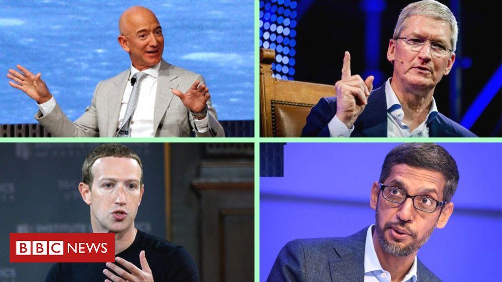 Photo of Apple, Amazon, Facebook, Google face claims of 'harmful' power