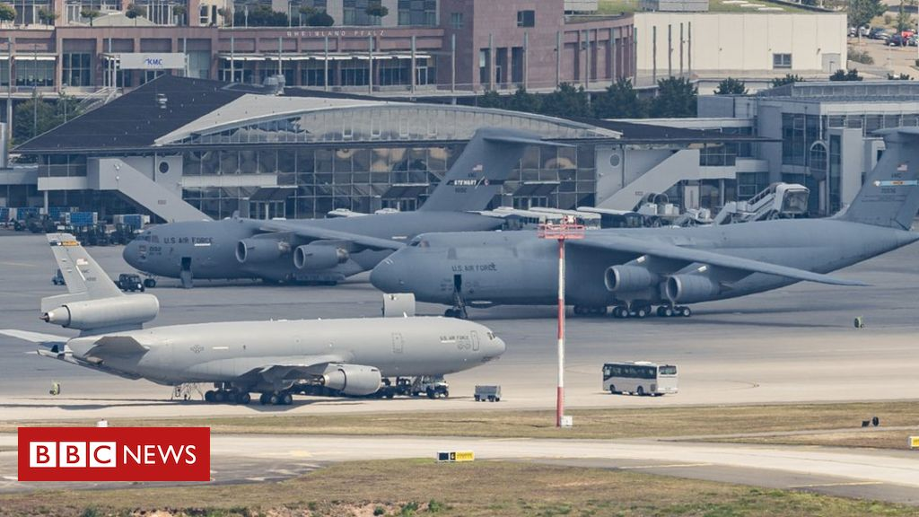 Photo of US to withdraw 12,000 troops from Germany in 'strategic' move