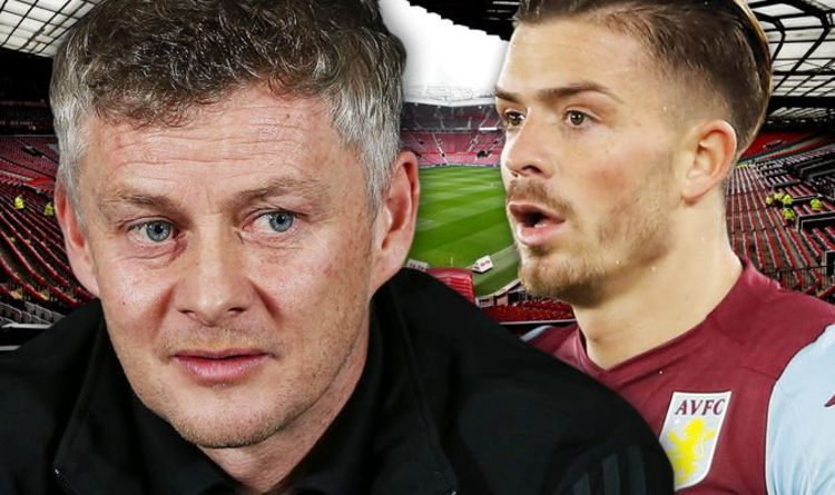 Photo of Ole Gunnar Solskjaer hails Jack Grealish amid transfer speculation