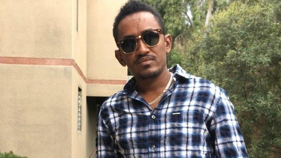 Photo of Hachalu Hundessa: Ethiopia singer's death unrest killed 166