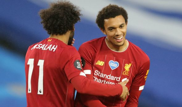 Photo of Trent Alexander-Arnold reveals Mohamed Salah plan for final four matches